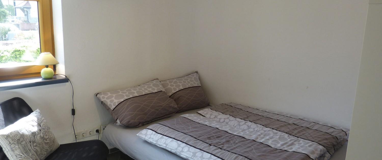Schlafcouch Wohnbereich