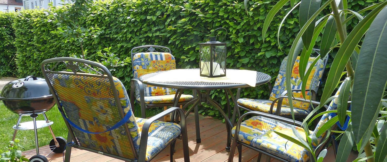Garten Tischgruppe