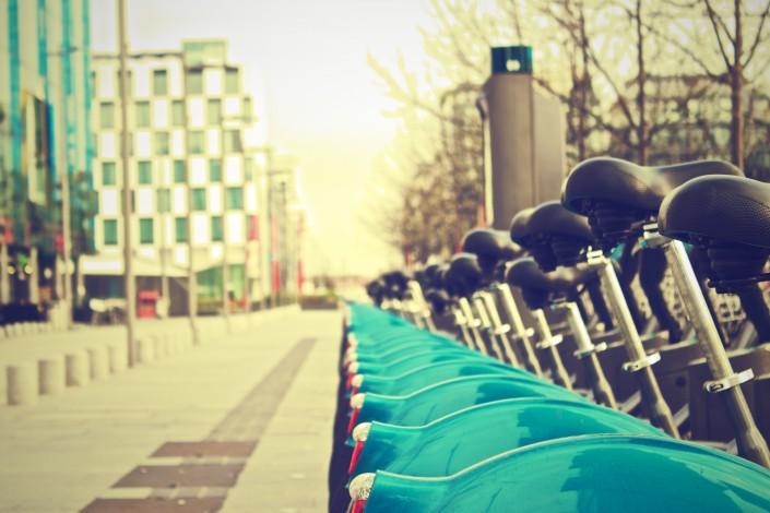 Bensheim Fahrrad
